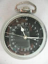 Hamilton Military 4992b Pocket Watch