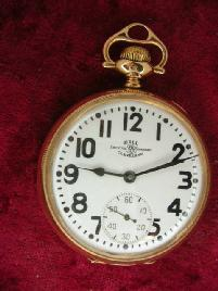 Ball Pocket Watch